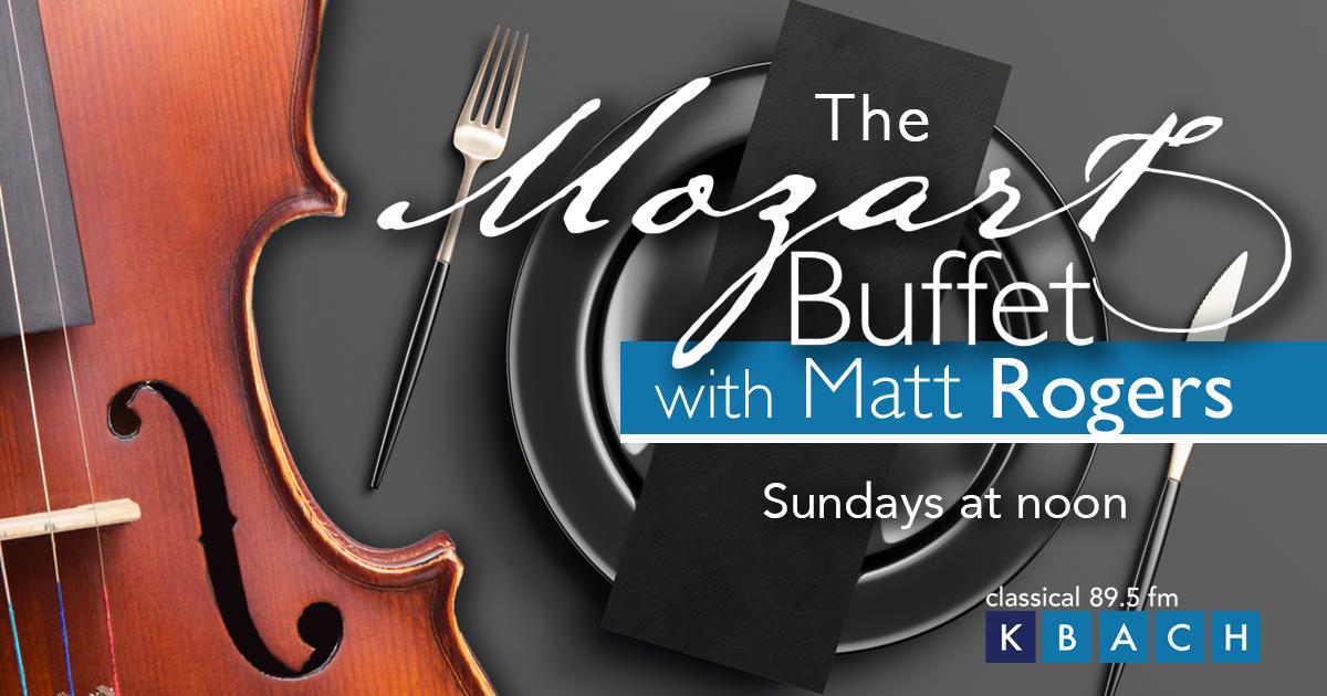 The Mozart Buffet with Matt Rogers